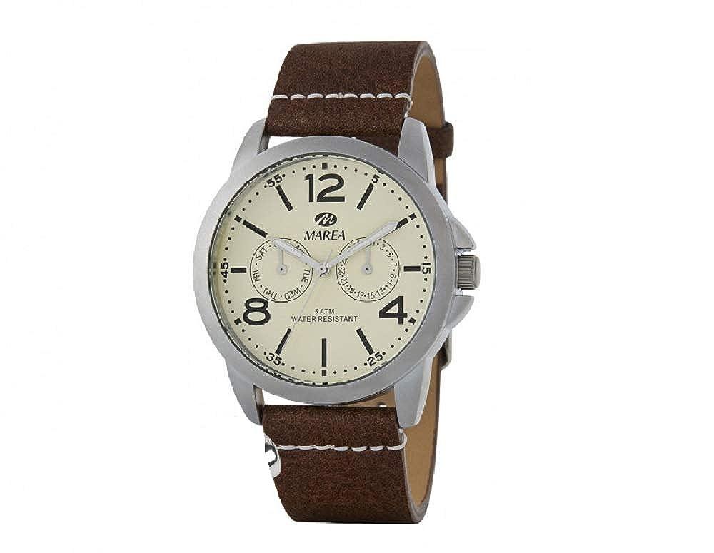 Reloj Marea Hombre B41220/2 Colección Manuel Carrasco: Amazon.es: Relojes