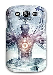 Excellent Design The Facets Of Man Case Cover For Galaxy S3