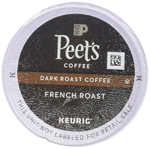 Peet'S Coffee Keurig French Roast Single Cup - Count K-cups 22