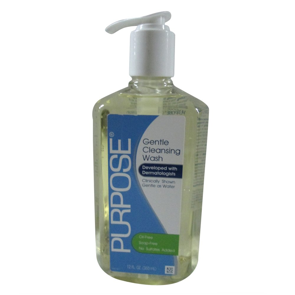 Purpose Gentle Cleansing Wash, 12 oz (Pack of 12)