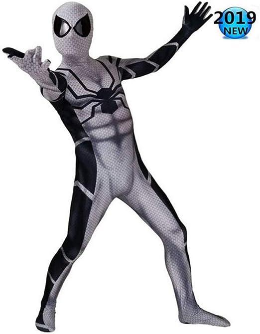 Ropa Cosplay Futuro Traje Spiderman Niño Disfraces Lycra Navidad ...