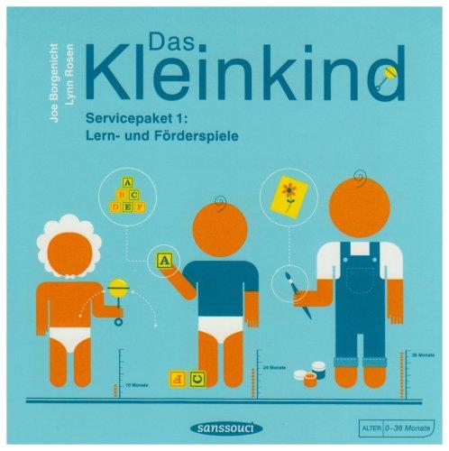 Das Kleinkind: Servicepaket 1: Lern- und Förderspiele