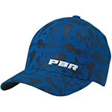 Pbr Men's Hold On Flex Fit Cap Blue L/X
