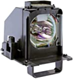 FI Lamps FI_WD-60638 Compatible with Mitsubishi WD-60638 TV Replacement Lamp with Housing