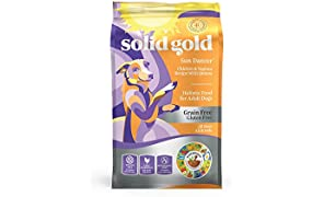 Solid Gold - Sun Dancer - Grain-Free - Natural Chicken - High Protein - Adult Dog Food for All Life Stages 24 lb