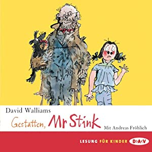 Gestatten, Mr Stink Audiobook