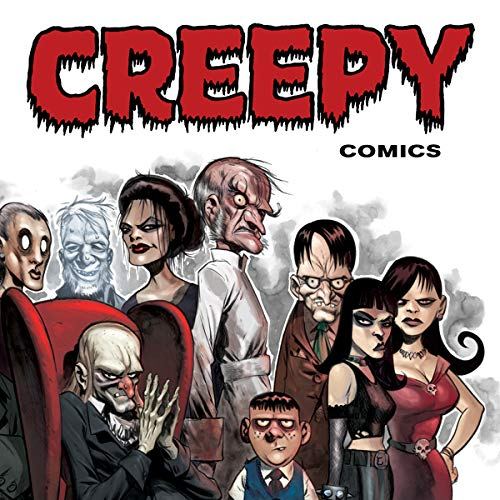 (Creepy Comics)