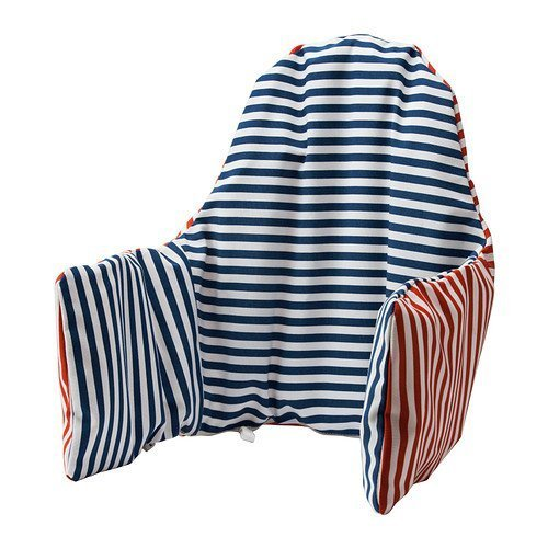 Baby High Chair Cushion (Ikea Pyttig High Chair Cushion and Cover)