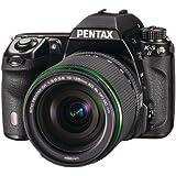 Pentax K-5 II 16.3 MP DSLR DA 18-135mm WR lens kit (Black) (OLD MODEL)