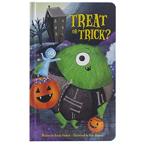 Treat or Trick - Halloween and Opposite Day Board Book - PI Kids ()