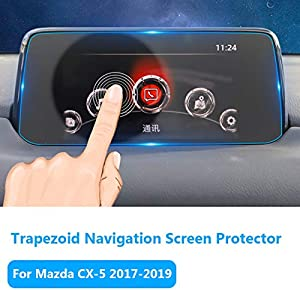Sweepstakes: for Mazda CX-5 Navigation Screen Protector [2017-2019]