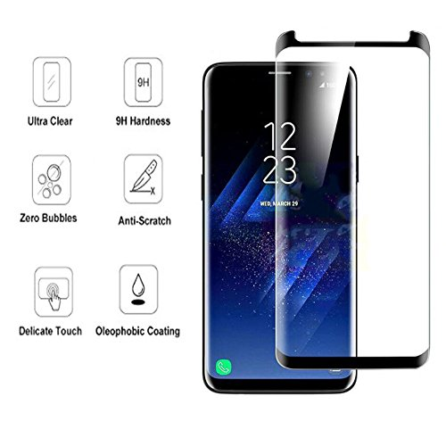 Galaxy S9 plus glass screen protector Tempered Glass Shield