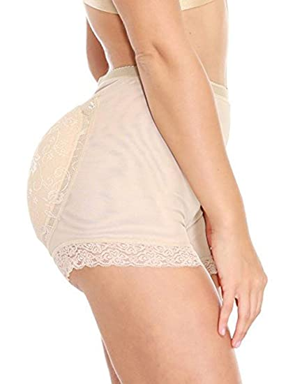 33699f53bdbfa NINGMI Womens Butt Lifter Padded Seamless Hip Enhancer Shapewear Control Panties  Underwear Body Shape  Amazon.co.uk  Clothing