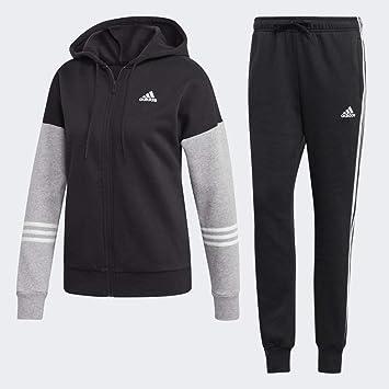 adidas WTS Co Energize Chándal, Mujer, Negro/Medium Grey Heather ...
