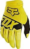 2018 Fox Racing Dirtpaw Race Gloves-Yellow-2XL