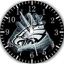Eagles Frameless Borderless Wall Clock F125 Nice For Gift or Room Wall Decor