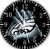 Eagles Frameless Borderless Wall Clock F125 Nice For Gift or Room Wall Decor