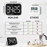 NOKLEAD Digital Kitchen Timer - Magnetic Countdown