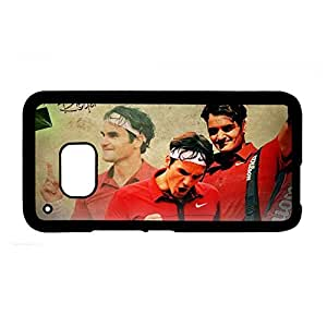 Print With Roger Federer For Htc One M9 Abstract Phone Case For Teen Girls Choose Design 2