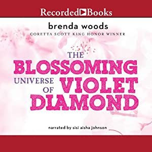 The Blossoming Universe of Violet Diamond Audiobook