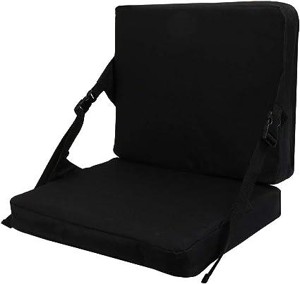 Foldable Seat Cushion Chair Pad for Fishing Camping Picnic Stadium Bleacher