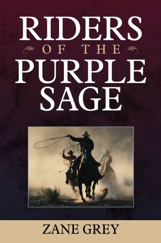Book cover for Riders of the Purple Sage