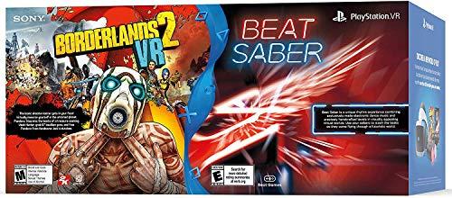 PlayStation VR - Borderlands 2 and Beat Saber Bundle
