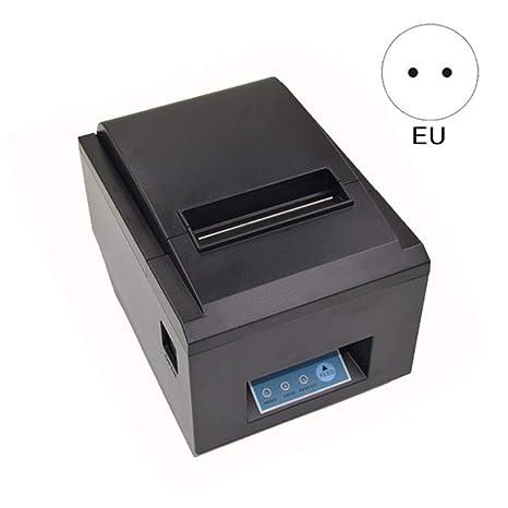 Impresora de Recibos 80MM Recibo Impresora térmica Portátil ...