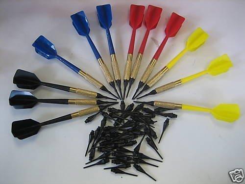 GLD Brass Soft Darts Extra product image