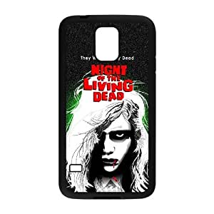 WJHSSB Customized Night of the Living Dead Phone Case For Samsung Galaxy S5 i9600 [Pattern-3]