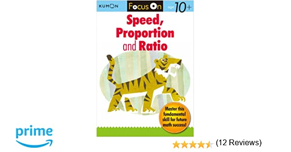Workbook algebra balance scales worksheets : Kumon Focus On Speed, Proportion & Ratio (Kumon Focus Workbooks ...