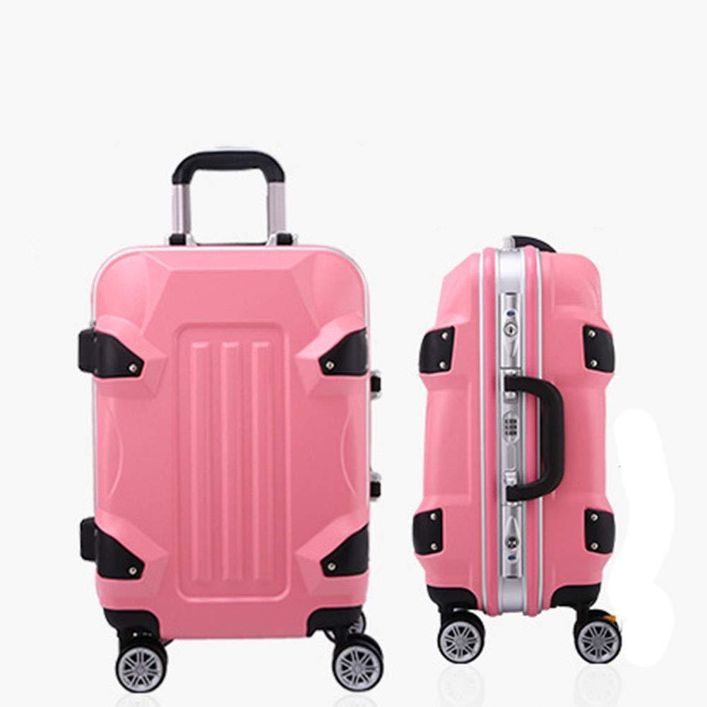 0a7908d58853 Amazon.com: MZTYX Us Boarding Suitcase Abs Aluminum Frame Universal ...