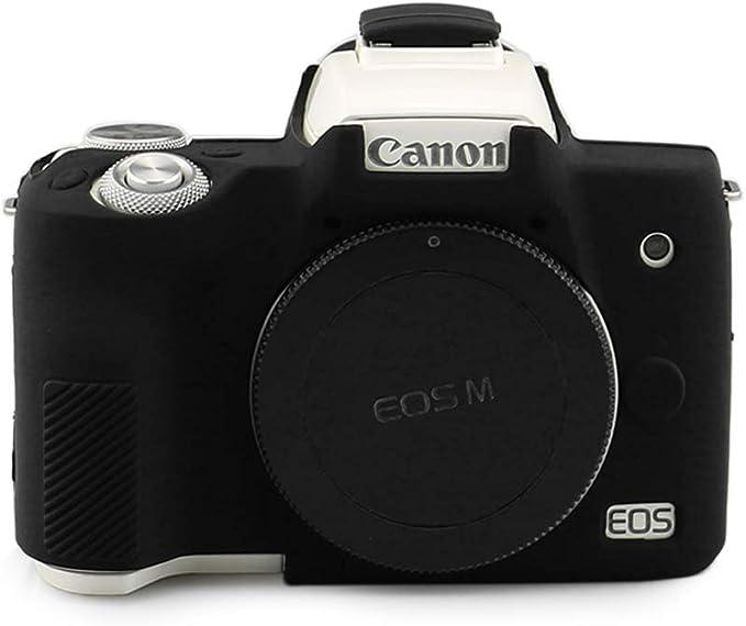 Kinokoo Silikon Schutzhülle Für Canon Eos M50 Kamera Kamera