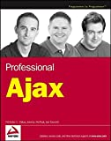img - for Professional Ajax (Programmer to Programmer) book / textbook / text book
