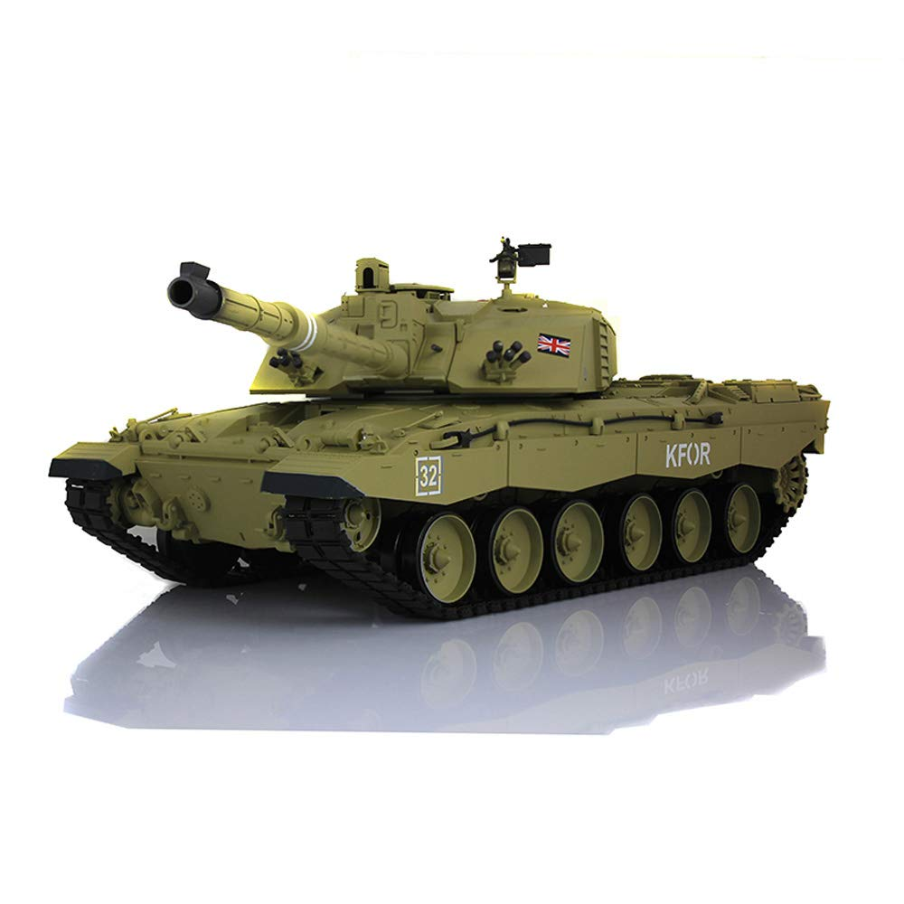 HengLong 3908 Challenger II 1//16 RC Tank Metal Tracks Idler Wheels Sprockets