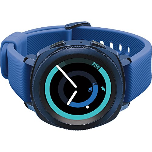 Samsung Gear Sport Activity Tracker (Blue) with Heart Rate Monitor, Kodak Case, Pro Bluetooth Earbuds, and 1 Year Extended Warranty Bundle by Beach Camera (Image #8)