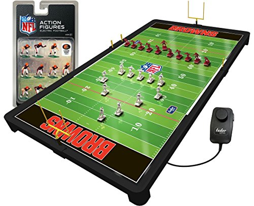 (Cleveland Browns NFL Deluxe Electric Football Game)