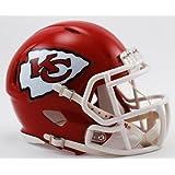 Riddell NFL Kansas City Chiefs Revolution Speed Mini Helmet