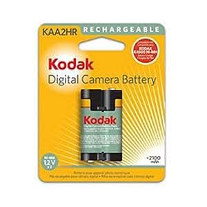 Kodak KAA2HR Ni-MH Rechargeable Digital Camera Battery