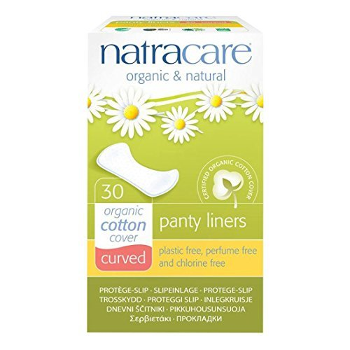 (Natracare | Panty Liner Curved | 1 x 30 by Natracare )