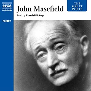 The Great Poets: John Masefield Audiobook