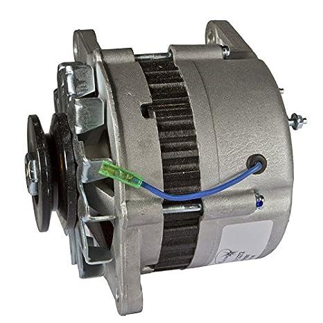 Amazon Yanmar Diesel Alternator 12v 80 12977277200 129470. Yanmar Diesel Alternator 12v 80 12977277200 12947077200 186278. GM. Yanmar 3gmf Alternator Wiring At Scoala.co