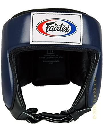 Fairtex Muay Thai und Kickbox Wettkampf Kopfschutz HG9