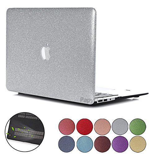 PapyHall MacBook Crystal Rubberized Colored