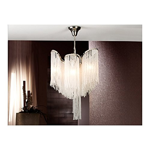 Schuller Spain 841647I4L Traditional Crystal Hanging Ceiling Light Pendant Dining Room, Living Room, Bedroom LED | ideas4lighting by Schuller
