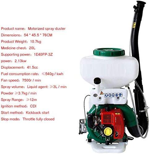 文化園果樹園540X455x760mmのフィールドの雑草の噴霧器の販売からガソリンスプレーの圧力の20Lリュックスプレーヤー用スプレーポンプ