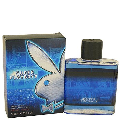 212 Sexy Citrus Perfume (Super Playboy by Coty Eau DE Toilette Spray 3.4 oz)