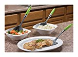 Jokari Healthy Steps 6 Piece Portion Control/Weight Loss Essentials Set, Multicolor