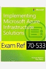 Exam Ref 70-533 Implementing Microsoft Azure Infrastructure Solutions Capa comum