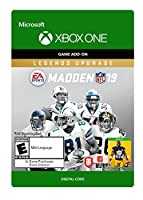 Madden 19 - Legends Upgrade - Xbox One [Digital Code]